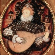 Queen-Elizabeth-playing-the-lute